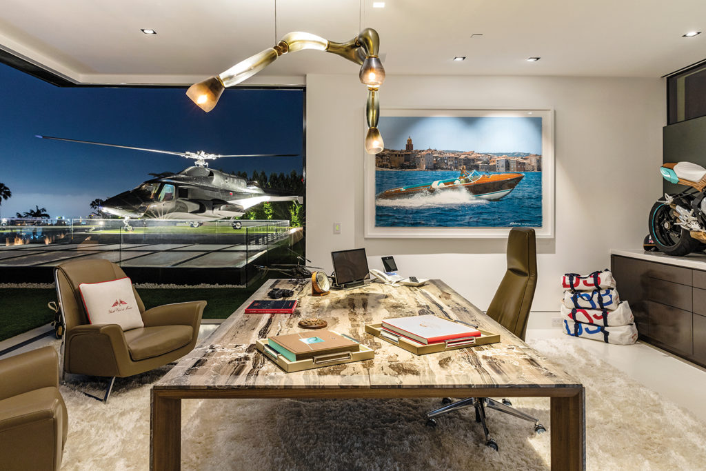 924 Bel Air Road is a playground of creative impulse