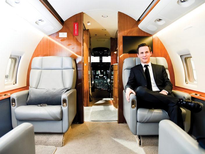 Matt Smith Inspire Jet