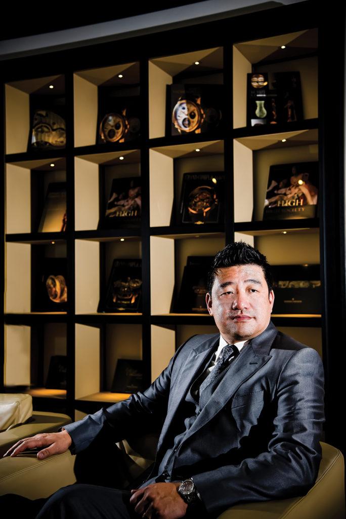 David Lee Asian American