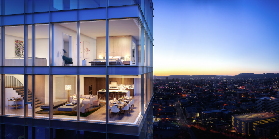 Rising Above: Exclusive Penthouse Collection at Metropolis - Dreams
