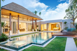 Luxury home listings