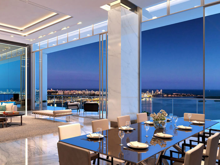 most exclusive properties to invest in South Florida