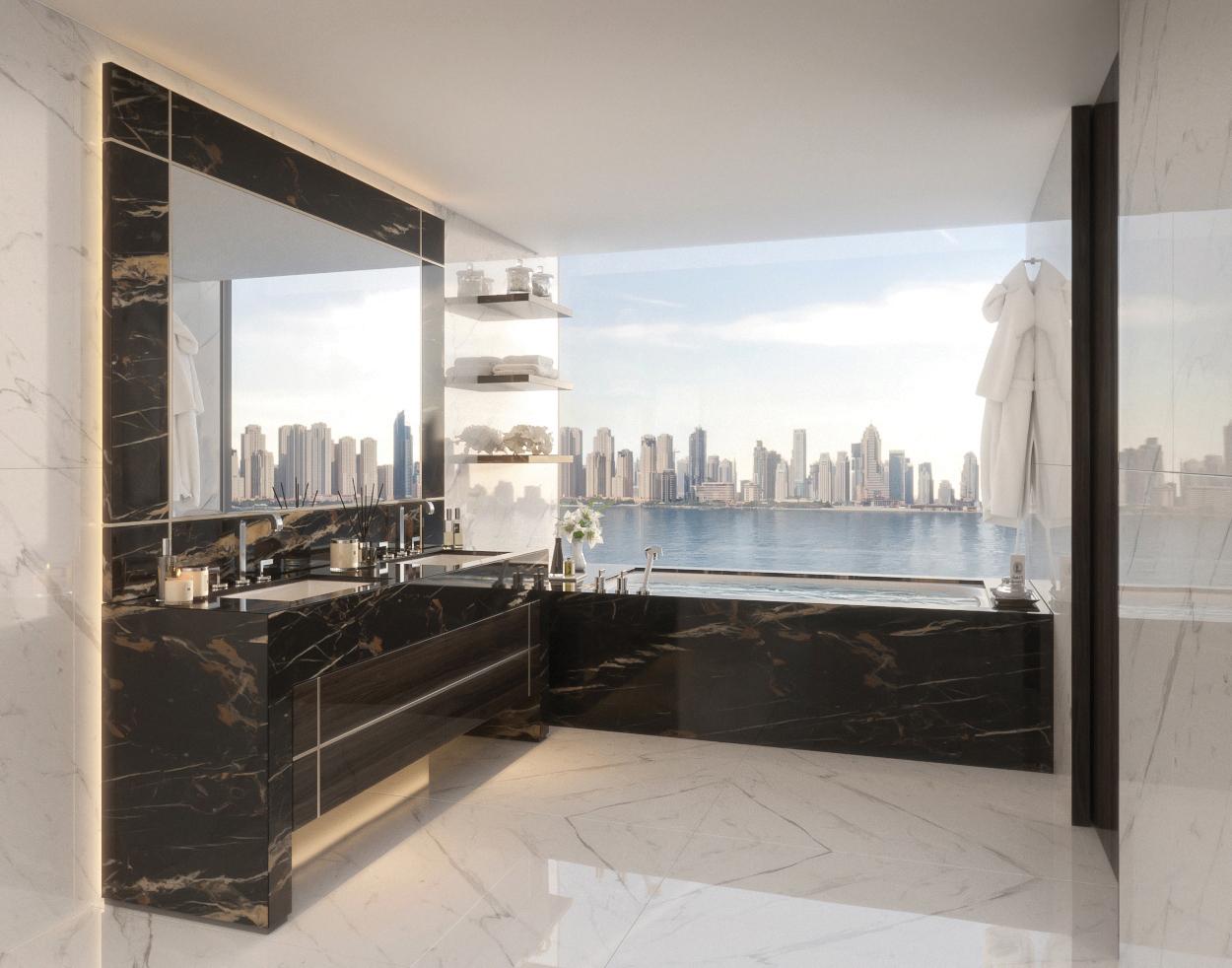 One palm penthouse in dubai dreams magazine