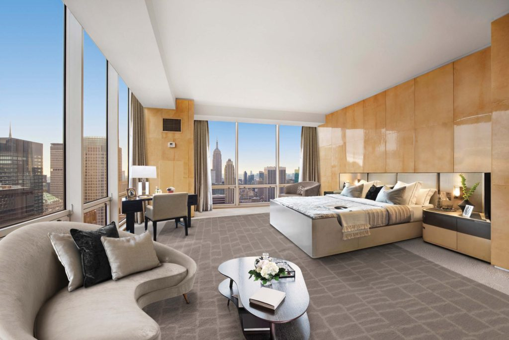 Gucci Penthouse Bedroom