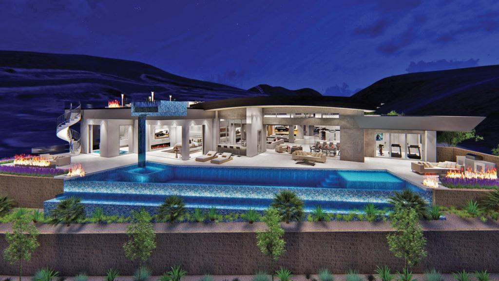 Richard Luke contemporary home design