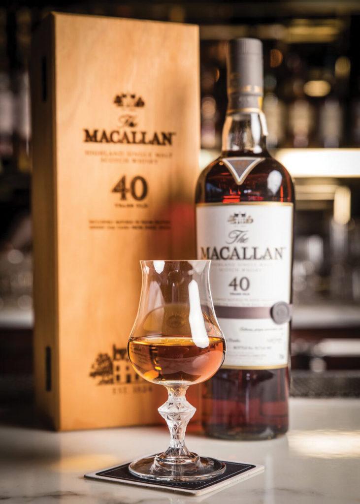 Macallan 40