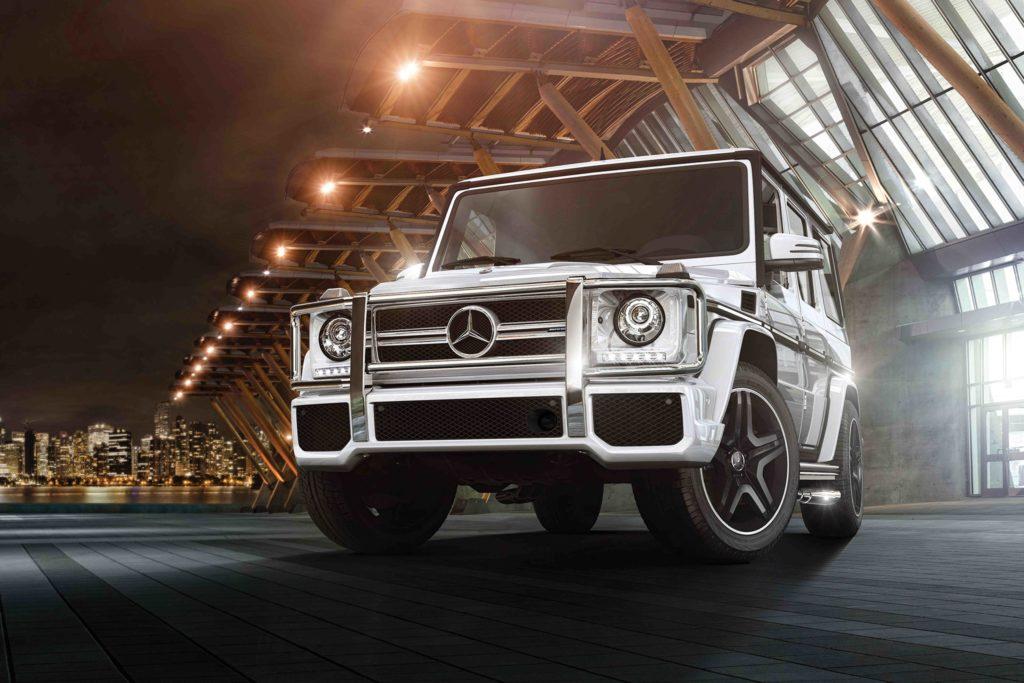 Mercedes AMG-G63