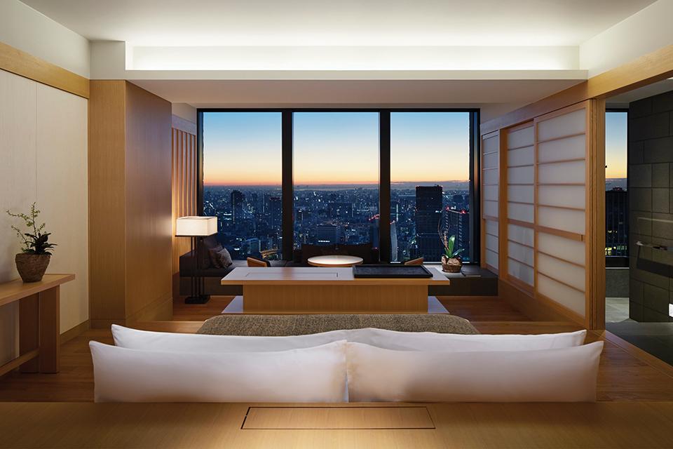 Aman Tokyo View