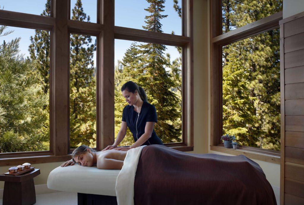 Massage Ritz Carlton Lake Tahoe