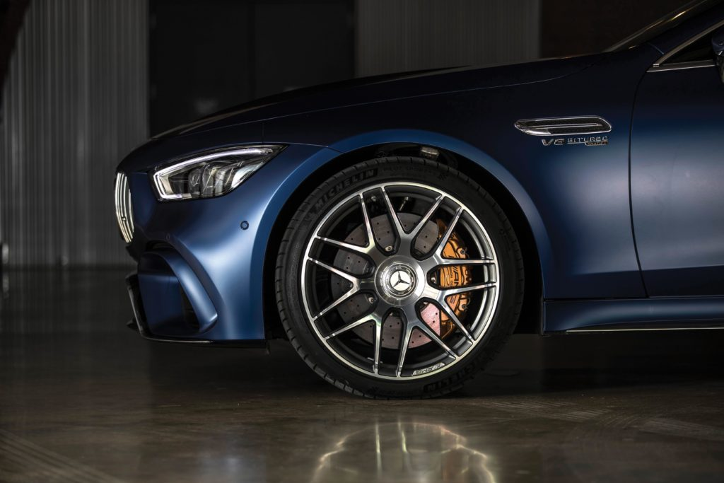 Mercedes-AMG GT 63 S 4-Door Coupe Wheel