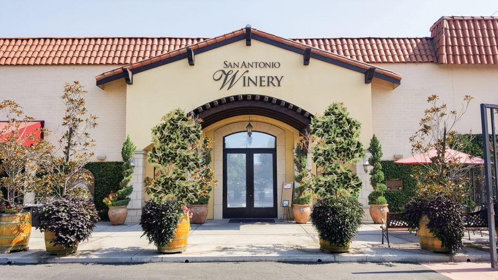 San Antonio Winery Downtown LA