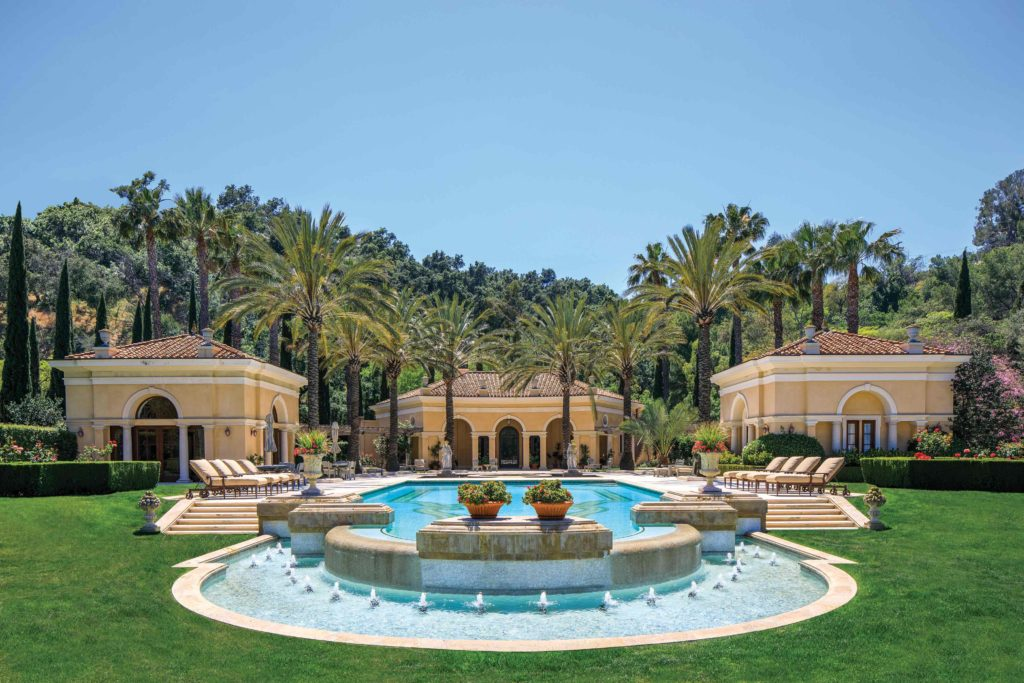 finest estates ever offered in Beverly Hills