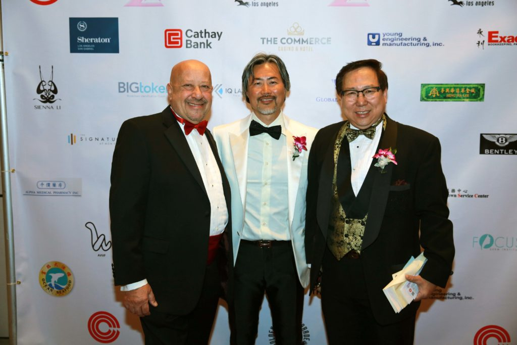 Steve Tobia, Kevin Chen, Chester Chong