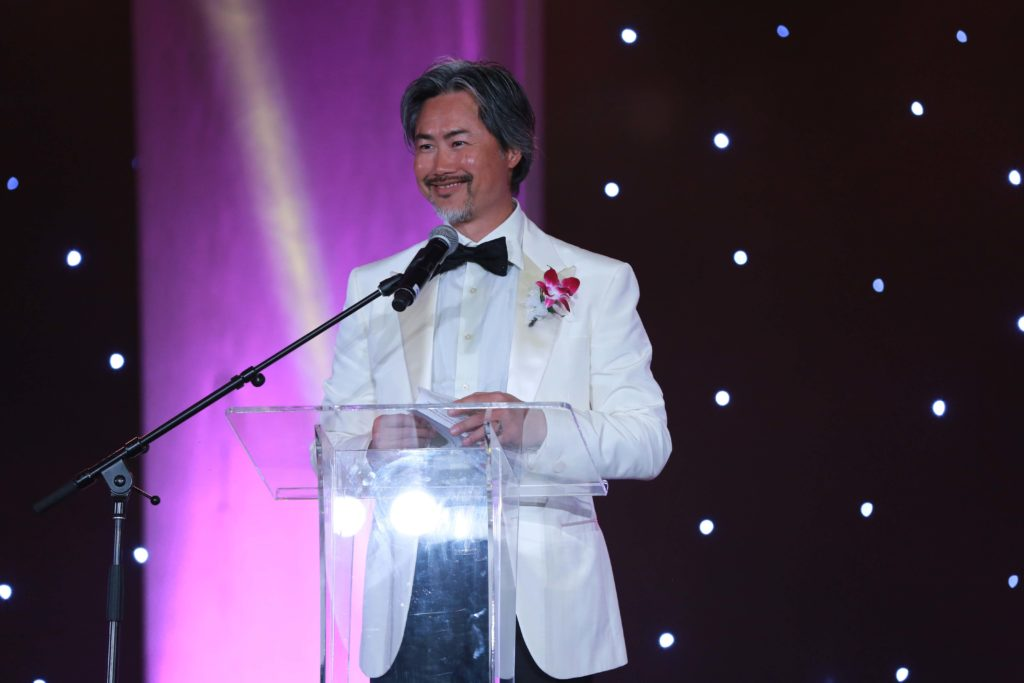 Kevin Chen, President of Chinese Chamber of Commerce of Los Angeles