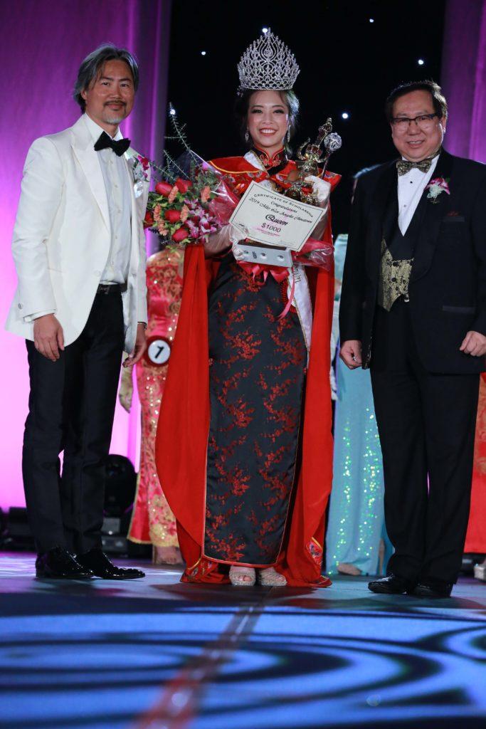 Miss Chinatown Kellie Chin