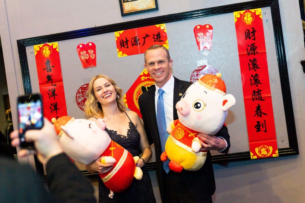 Chinese New Year Beverly Hills
