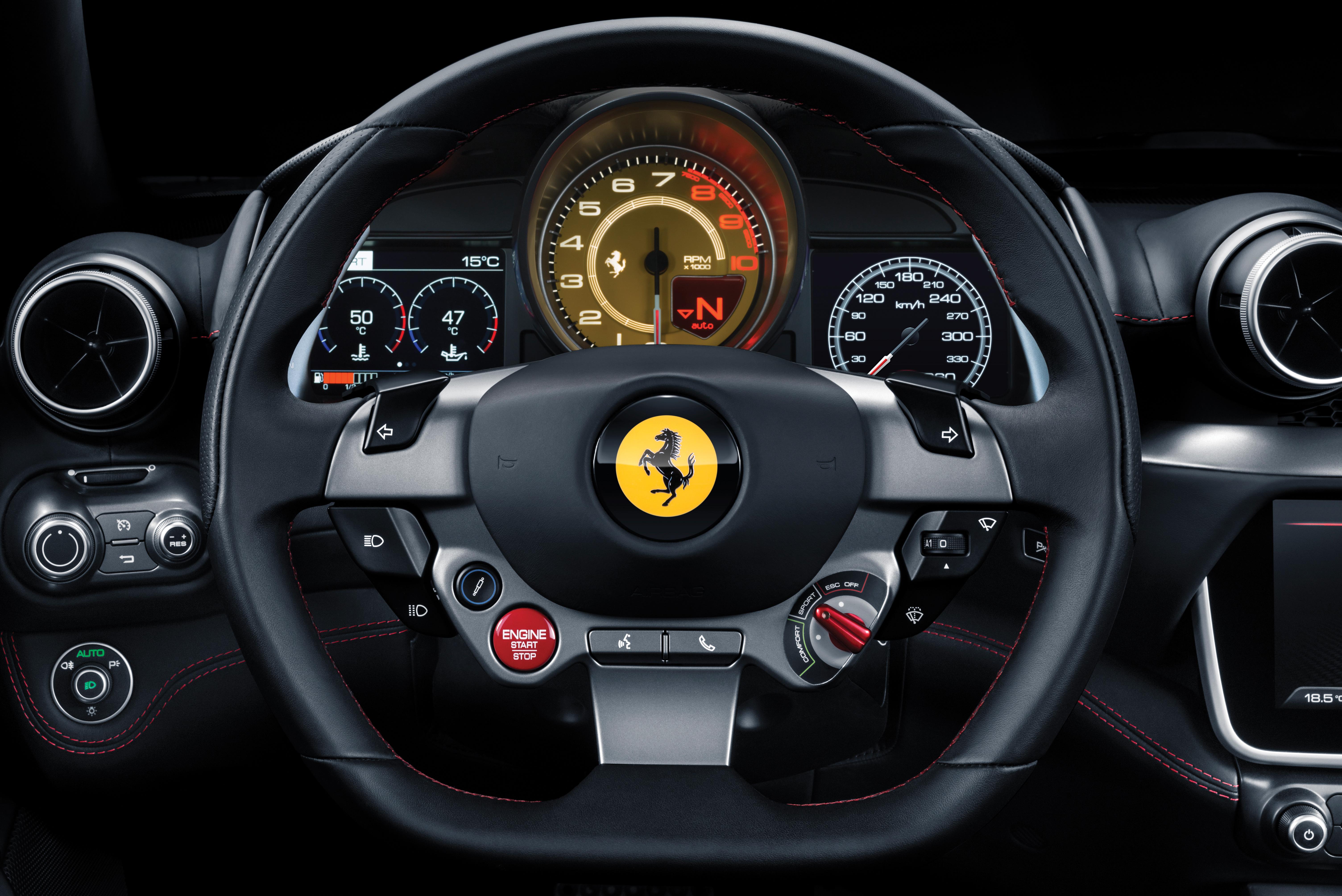 A Day In The Driver S Seat Ferrari Portofino Dreams Magazine